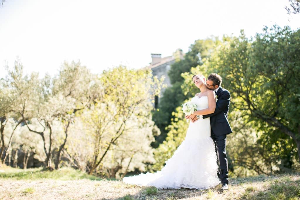 photographe de mariage à Avignon, photo pour les mariés