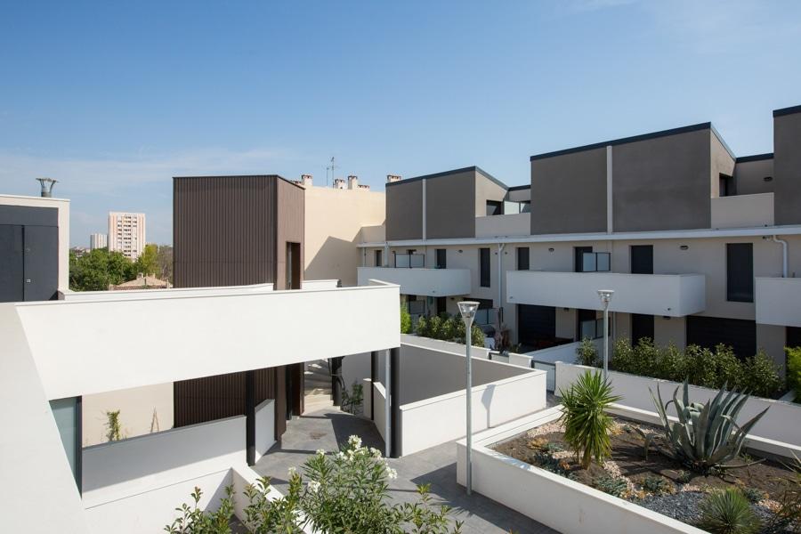 Photographe d'architecture et de suivi chantier à Marseille