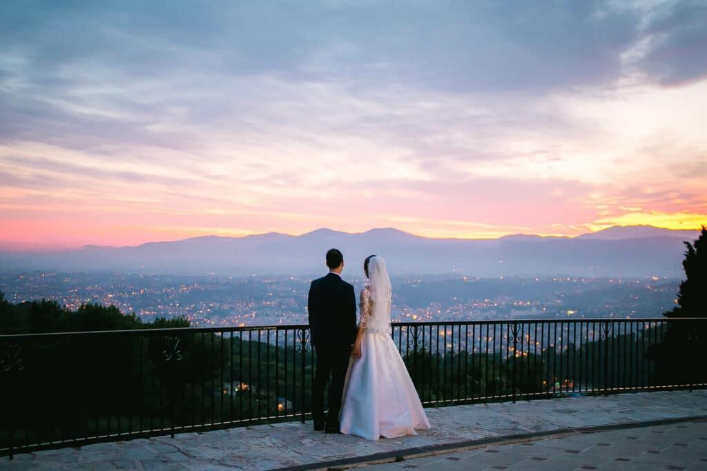 photographe de mariage au domaine de Mont Leuze