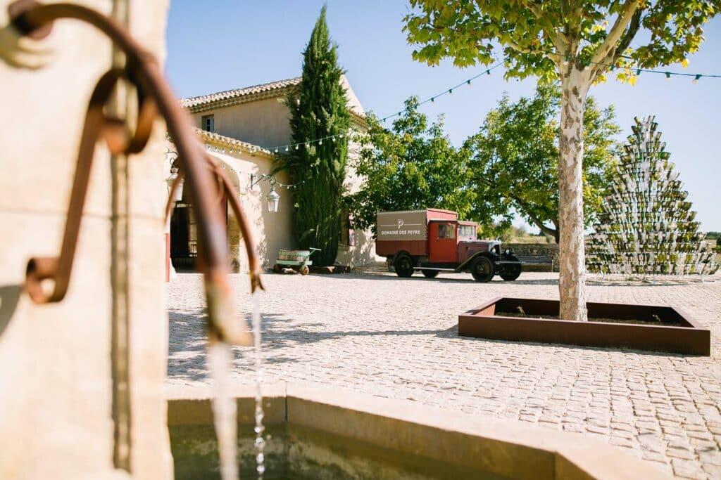 photographe mariage domaine de Peyre dans le Lubéron