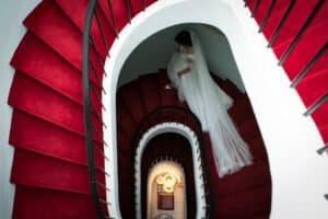Photographe de mariage à la Résidence du Cap Brun