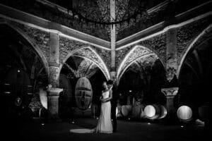 Photographe de mariage au château Font du Broc