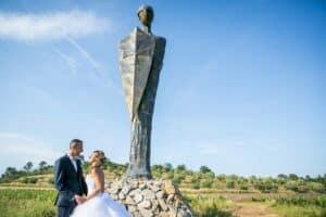 Photographe de mariage à la Commanderie de Peyrassol