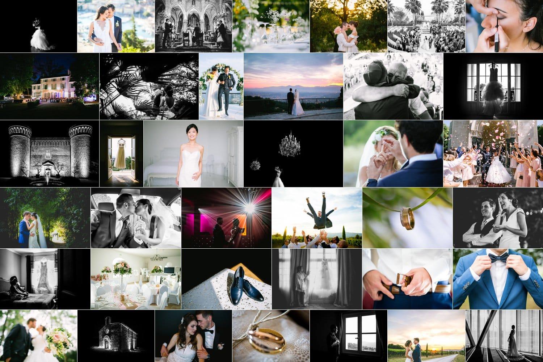 Photographe professionnel de mariage haut de gamme en région Paca en Provence