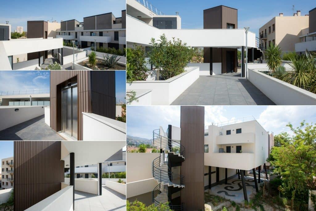 Photographe d'architecture et d'urbanisme à Marseille dans les Bouches-du-Rhône