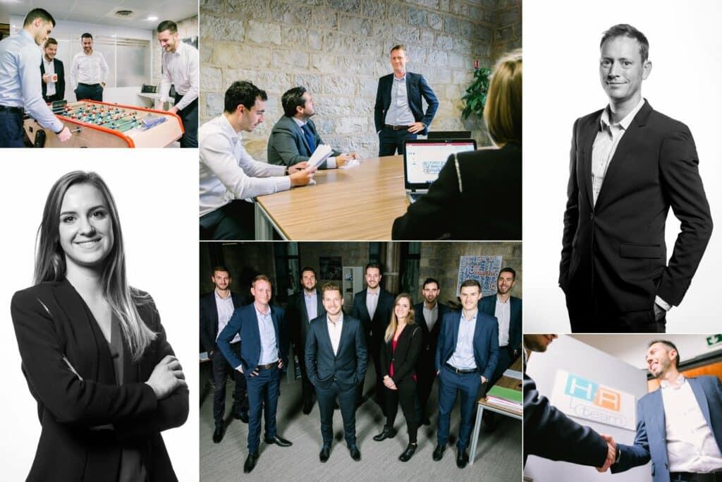 photographe portrait corporate et reportage en entreprise à Marseille