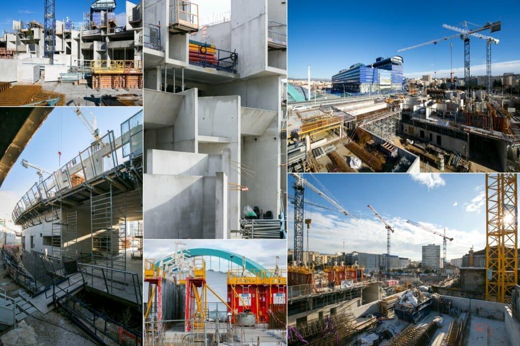 photographe btp et suivi de chantier à Marseille