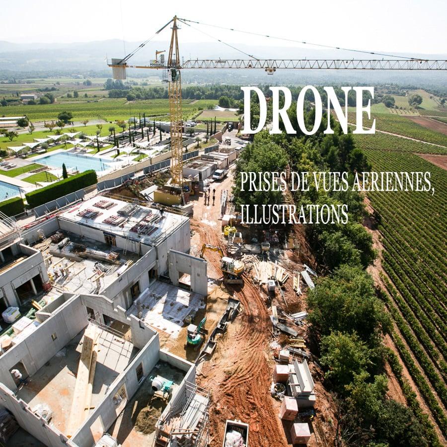 Drone Marseille photo et vidéo