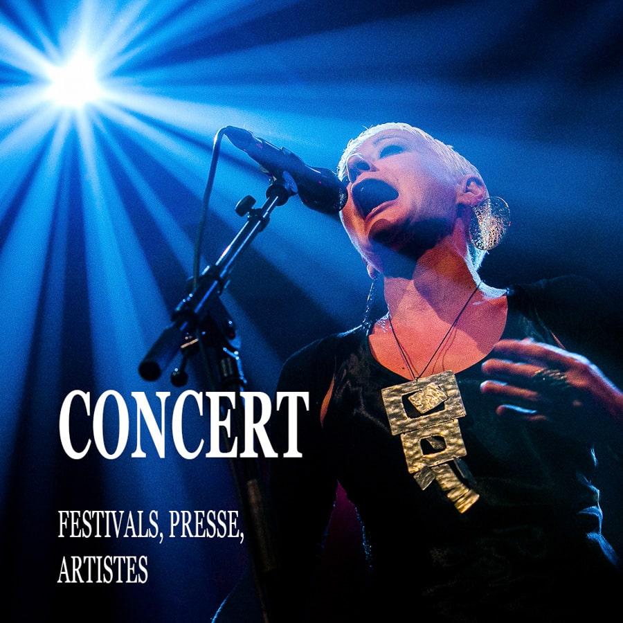 Photographe concert événement Marseille