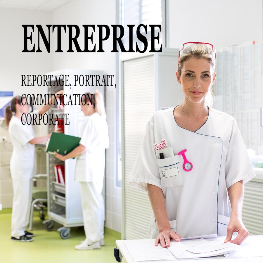 Photographe corporate entreprise Marseille