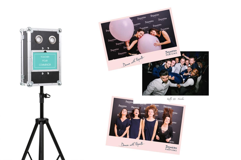Location photobooth pour evenementiel mariage marseille - Colas Declercq
