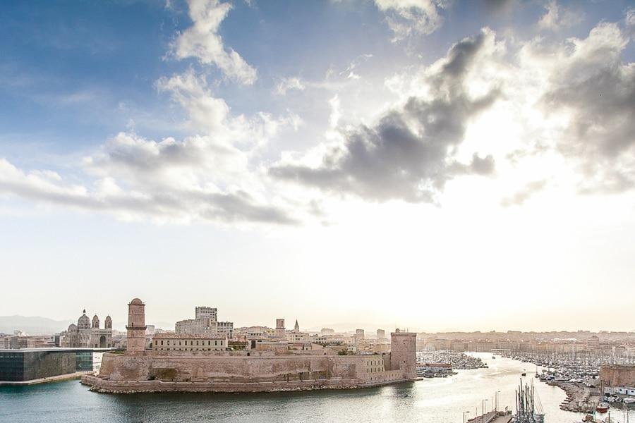 Colas Declercq | vidéo timelapse tourisme Marseille